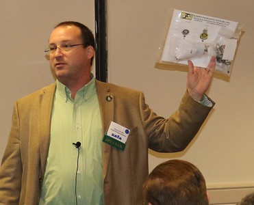 Kevin Verville, Summit Packaging; 'Valves and Actuators Panel'