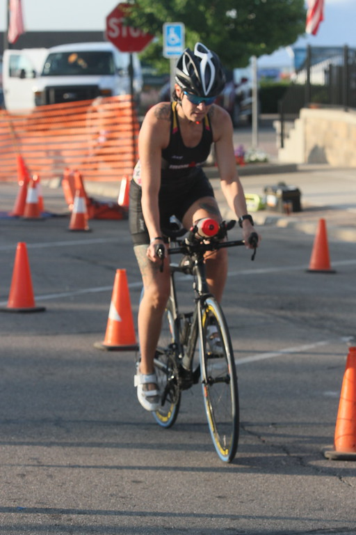 . The Anchor Bay Triathlon took place July 13 in New Baltimore. (Photos by Dave Angell)