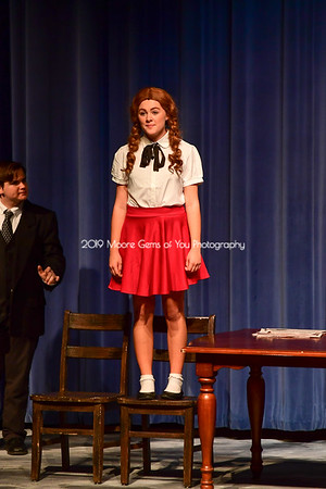 2019 Annie by the Wildcat Players