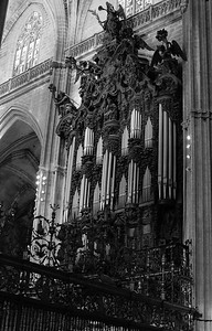 DA093,DB,Cathedral of Seville Organ