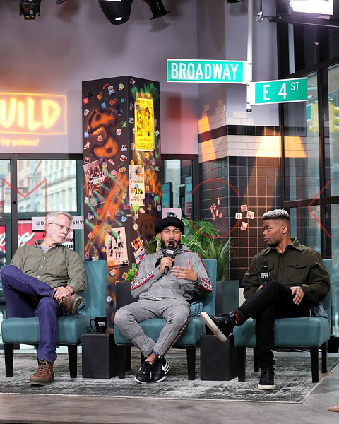 "BUILD Speaker Series: Discussing Netflix's new lip-syncing musical series ""Soundtrack"", New York, USA"