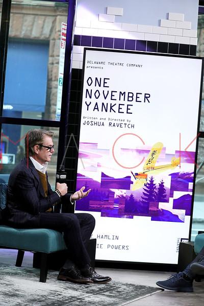 "BUILD Speaker Series: Discussing Joshua Ravetch's new play, ""One November Yankee"", New York, USA"