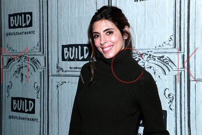 """New York, NY - December 12:  Jamie-Lynn Sigler at The BUILD Speaker Series: Discussing the new YouTube film """"Mob Town"""", New York, USA"""