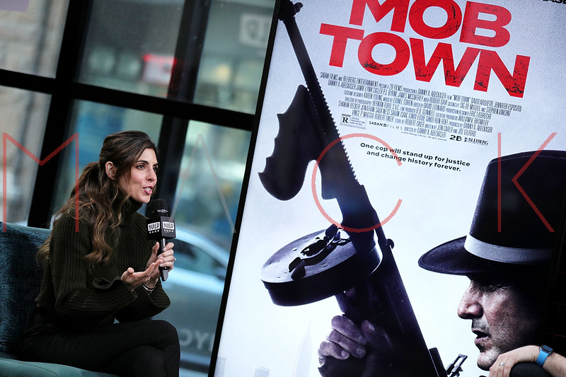 """BUILD Speaker Series: Discussing the new YouTube film """"Mob Town"""", New York, USA"""