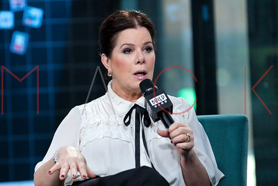 """New York, NY - January 25:  BUILD Series Presents Marcia Gay Harden discussing """"Love You to Death"""" at BUILD Studio on Friday, January 25, 2019 in New York, NY."""