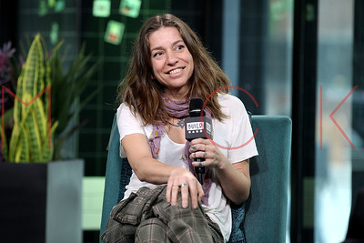 "New York, NY - May 06:  BUILD Series with Ani DiFranco, discussing her new memoir ""No Walls and the Recurring Dream"" at BUILD Studio."