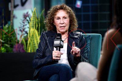 "New York, NY - May 09:  BUILD Series with Rhea Perlman, discussing the new film ""Poms""."