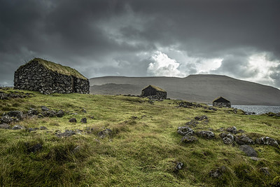 Shelter Point - Faroe Islands