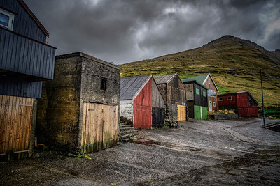 Boa Houses - Faroe Islands