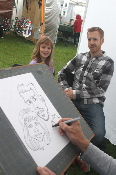 Art on the Bay marked its 10th year in New Baltimore Aug. 31 and Sept. 1. (Photos by Dave Angell)