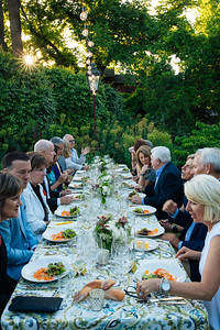 2019 Vintner Hosted Dinner Party - Spottswoode