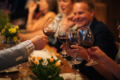 2019 Vintner Hosted Dinner Party - Kelly Flemming