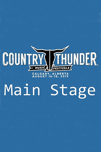 Country Thunder logo - Main Stage 8-19 1