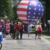 Numerous groups, businesses and other organizations marched along Green Street June 23 in the 2019 Bay-Rama Fishfly Festival Parade.