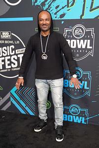 ATLANTA, GA - JANUARY 31 : Budlight Super Bowl LIII Music Fest at State Farm Arena on Thursday, January 31, 2019 in Atlanta, GA. (Photo by Joshua Bridgett / RedCarpetImages.net)