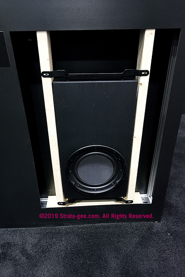 "New PSB CSIW SUB10 in-wall 10"" passive subwoofer"