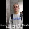 2019-CIAC-S-Championship-GPV-CateCoppes_Interview