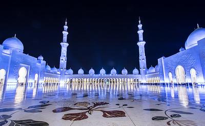 Sheikh Zayed bin Sultan Grand Mosque, Abu Dhabi (63)