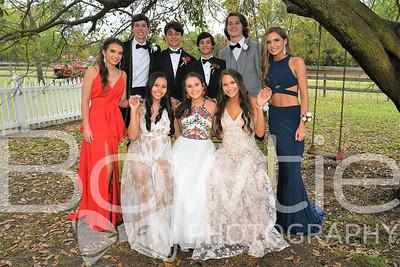 2019 Camden High School Prom
