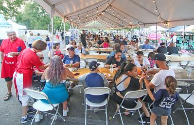 The 2019 Church of Ephinany Italian Festival in Brick, NJ on 8/18/19. [DANIELLA HEMINGHAUS]