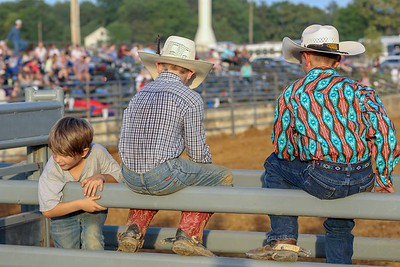 2019 Clarke County Fair Rodeo Part 2