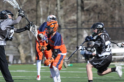 8th Grade Lax - Opening Day 2015