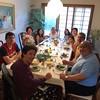 Friday Night Family Dinner, Los Altos, CA