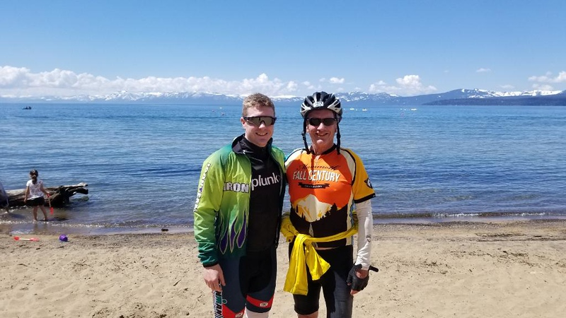Bike Ride, Lake Tahoe, CA