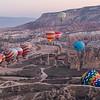 Balloon Ride, Cappadocia, Turkey