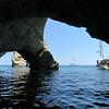 Sail around Milos, Greece