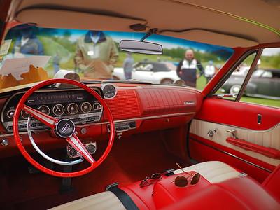 1962 Plymouth Fury - Interior