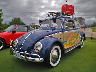 1961 VW Beetle Deluxe
