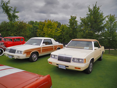 1986 Chrysler LeBaron Convertibles