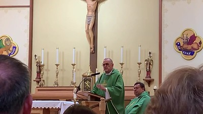 Father John's Homily