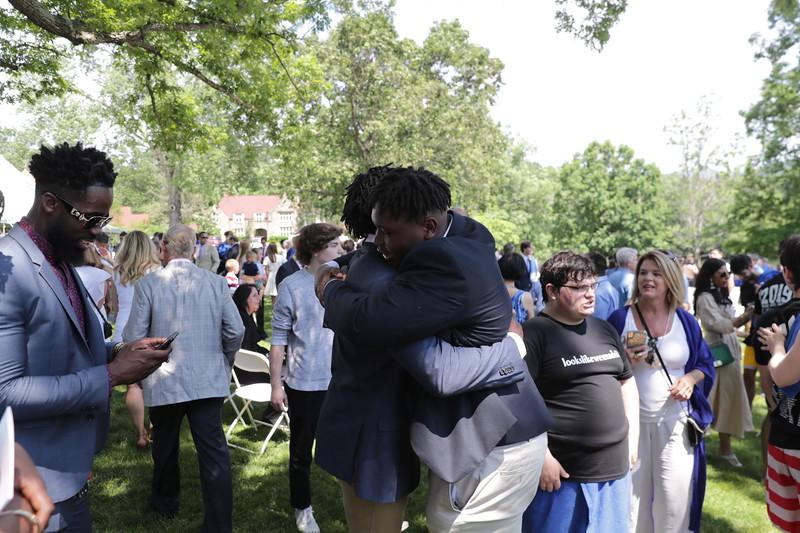 The Blue Ridge School graduation ceremony May 25, 2019. Photo/Andrew Shurtleff Photography, LLC