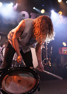 Tyler Bryant and the Shakedown perform at the Rusty Rudder in Dewey Beach, DE on July 3, 2019