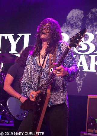Tyler Bryant and the Shakedown perform at Club XL in Harrisburg, PA on September 20, 2019