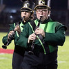 Roger Schneider | The Goshen News<br /> Northridge band members peform Saturday at the Concord invitational.