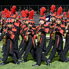 Roger Schneider | The Goshen News<br /> TheGoshen  alto saxophone section performs during the Concord band invitational.