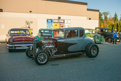 Tim Hortons Friday Night Car Show Photos-July 12-19
