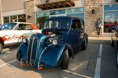 Tim Hortons Friday Night Car Show July 19--19