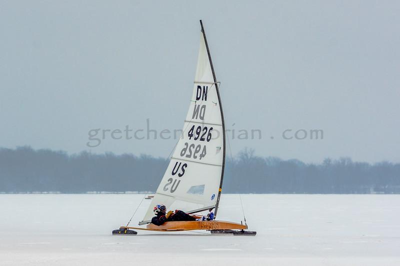US 4926 - Steve Orlebeke - 11th Gold Fleet