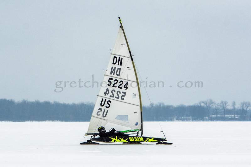"""US 5224 - James """"T"""" Thieler - 6th Gold Fleet"""