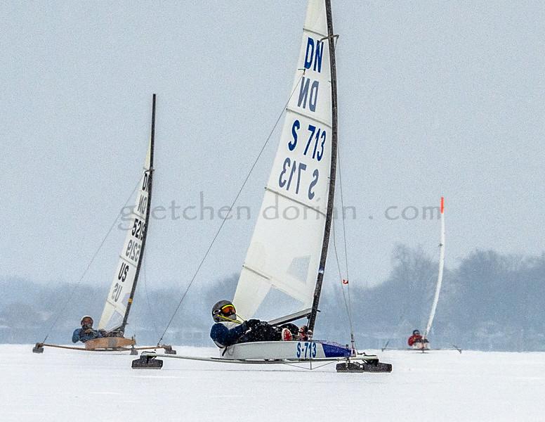 Fredrik Lonegren | S 713 | 13th Gold Fleet