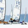 John Dennis | US 4691 & Fredrik Lonegren | S 713 - Gold Fleet