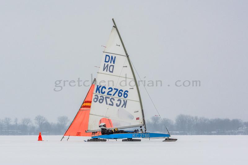 Peter Van Rossem   KC 2766   Gold Fleet