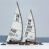 Jarek Radzki P 431 2nd Gold Fleet | Eric Smith US 2500 Gold Fleet
