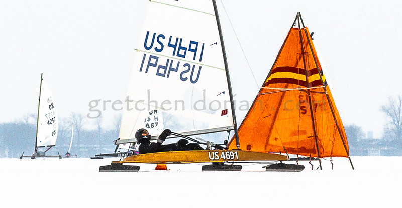John Dennis | US 4691 | 17th Gold Fleet