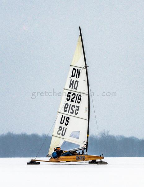 Kent Baker   US 5219   Gold Fleet