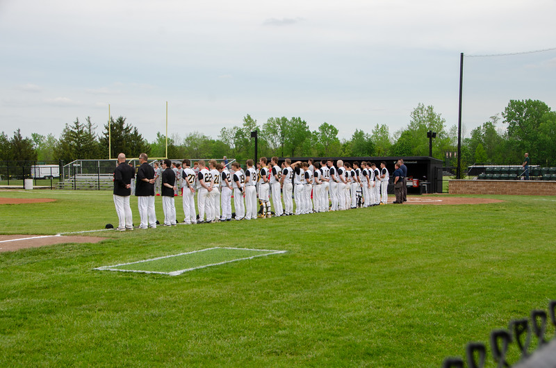 20190516 vs Stebbins - OHSAA Sectional Game